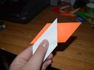 оригами из бумаги вертушка92