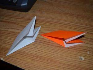 оригами из бумаги вертушка9