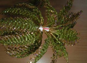пальма из бисера20
