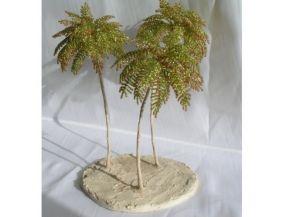 пальма из бисера22