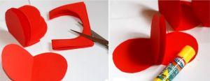 поделка из цветной бумаги яблочко 3