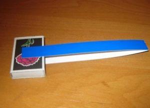 поделка самолет из картона 1
