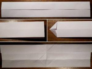 как сделать из бумаги бумеранг 2