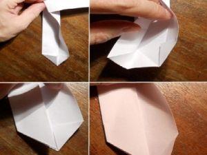 как сделать из бумаги бумеранг 5