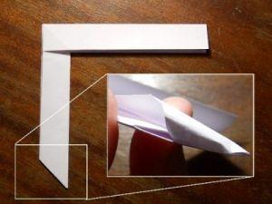 как сделать из бумаги бумеранг 6
