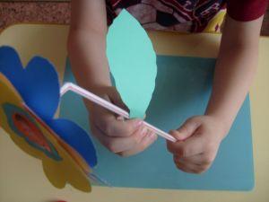 поделки из цветной бумаги цветы 7