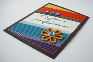 поделки из гофрированного картона 13