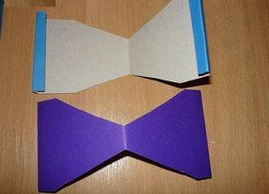 поделки из картона домик 5