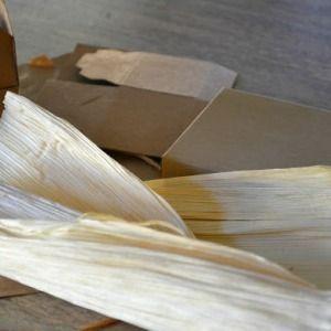 поделки из кукурузных листьев1