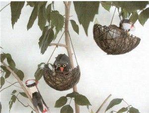поделки ко дню птиц 5