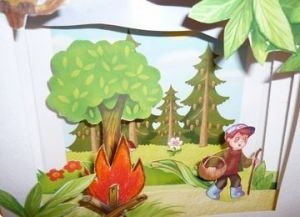 поделки на тему лес 9