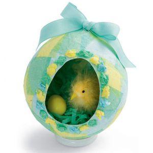 поделки пасхальные яйца 5