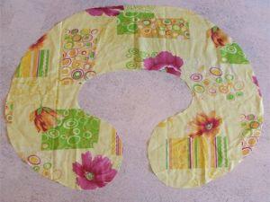 Подушка для беременных своими руками3