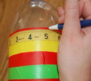 подвесные вертушки из бутылок 3
