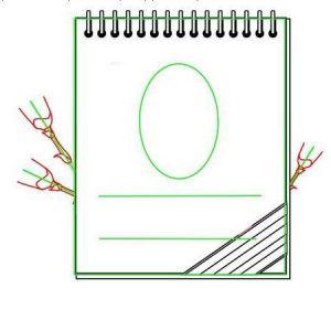 рисунки к 9 мая день победы для детей поэтапно 13