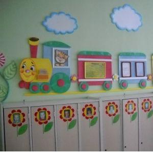 родительский уголок в детском саду - 5