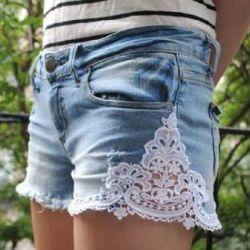 рваные джинсы своими руками13