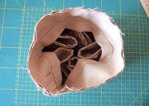 шкатулка из ткани своими руками 12
