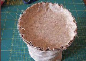 шкатулка из ткани своими руками 9 1