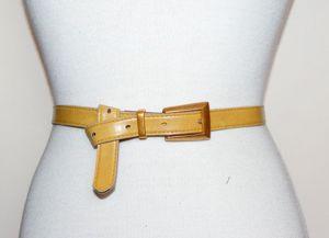 Способы завязывания ремешков на талии 7