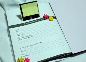Как украсить школьный дневник фото 9