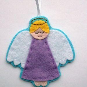 Ангел из фетра14