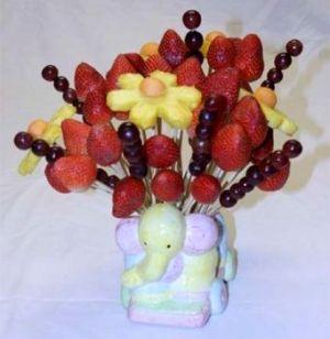Букет из фруктов14