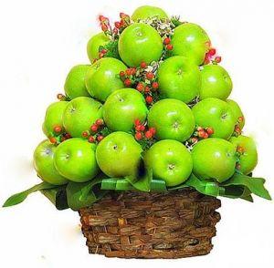 Букет из фруктов17