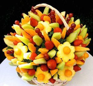 Букет из фруктов23