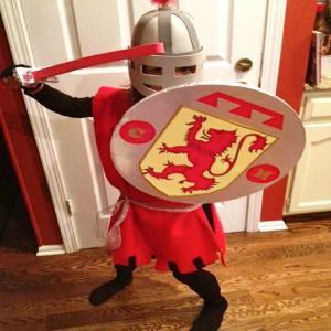 костюм рыцаря своими руками10