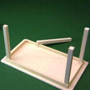 Как сделать стол для