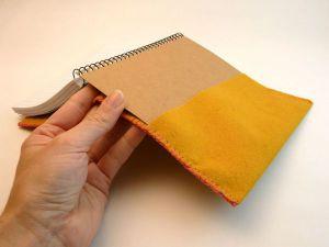как сделать блокнот своими руками44