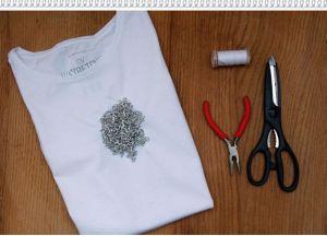Как сделать майку из футболки1