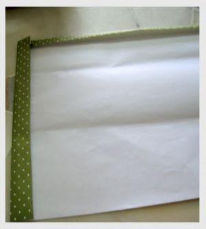 как сделать пакет из бумаги2