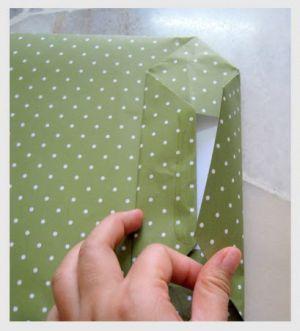 как сделать пакет из бумаги8