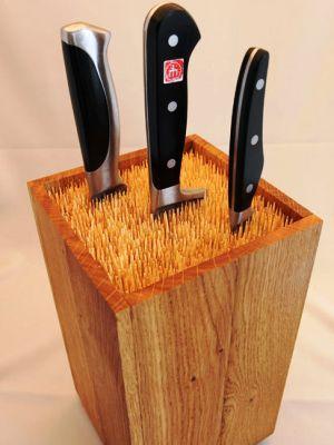 Подставка для ножей своими руками1