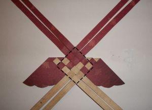 Как сделать птицу из бумаги11