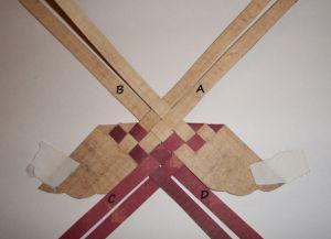 Как сделать птицу из бумаги2