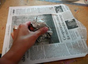 Как сделать птицу из бумаги21