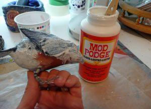 Как сделать птицу из бумаги38