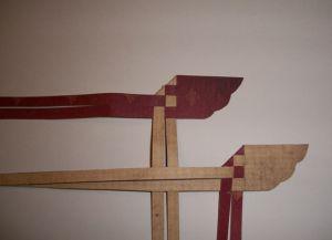 Как сделать птицу из бумаги9