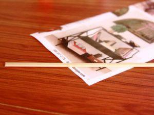 как сделать рамку из газеты2