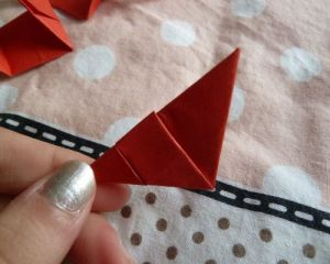 Как сделать сердце из модулей30
