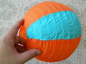как сделать воздушный шар3