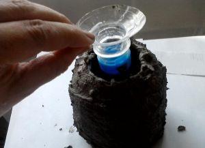 Как сделать вулкан своими руками11