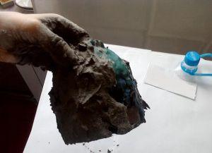 Как сделать вулкан своими руками9