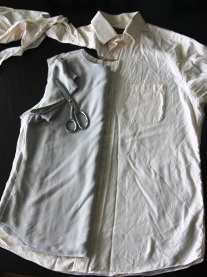 как сшить блузку самой2