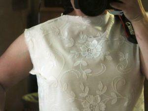 как сшить блузку самой5