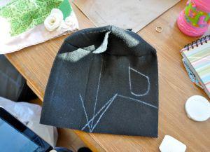 как сшить маску бэтмена 9