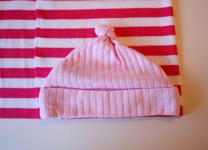 Как сшить шапку из трикотажа1